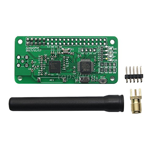 TOOGOO MMDVM Punto de Acceso Soporte Pi-Estrella P25 DMR YSF para Raspberry  pi + Antena