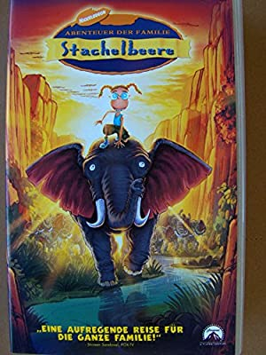 Abenteuer der Familie Stachelbeere [VHS]