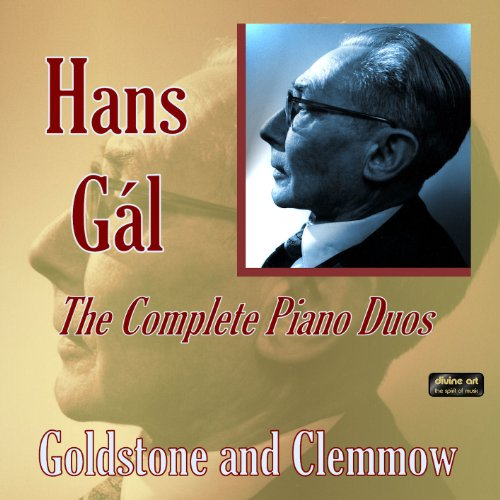 Gal: The Complete Piano Duos