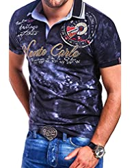 MT Styles Polo PP-CARLO manches courtes T-Shirt R-2936