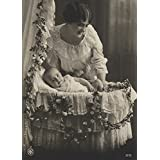 Vintage Toys, diseño con texto en inglés y cuentos de hadas madre e hijo, Victorian postal 54864 cm s, 250gsm cuadro decorativo brillante A3 de póster