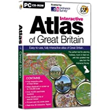GSP OS Interactive Atlas of Great Britain (PC)