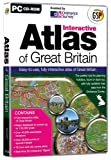Picture Of GSP OS Interactive Atlas of Great Britain (PC)