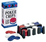 Jax Eighty-Eight Professional Poker Chips with tray