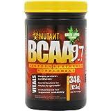 MUTANT BCAA 9.7 384 gr PVL Mutant - pomme verte