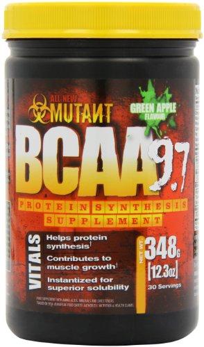 Mutant FID5616 BCAA 9.7 Pomme Vert 348 g