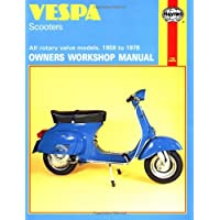 Vespa Scooters Owners Workshop Manual: All Rotary Valve Models 1959 to 1978: No. 126 - Final Drive Gear