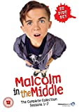 Malcolm In The Middle: The Complete Collection Box Set - Seasons 1-7 [DVD] [2000] [Reino Unido]
