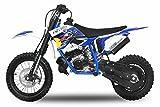 Dirtbike 49cc NRG 50 12