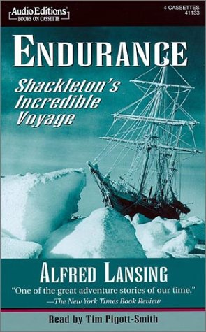 endurance libro  Libro Endurance: Shackleton's Incredible Voyage di Alfred Lansing ...