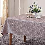 DW&HX PVC-Karierten tischdecke, Wasserdicht Öl Beweis Fleckabweisend Tisch Decken Für Küche Dinning Tabletop Home Dekoration Outdoor -F 80x120cm(31x47inch)