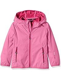 CMP - Chaqueta para niña, tejido Softshell, todo el año, niña, color Fuxia Mel, tamaño 152