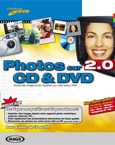 Photos sur CD & DVD 2.0