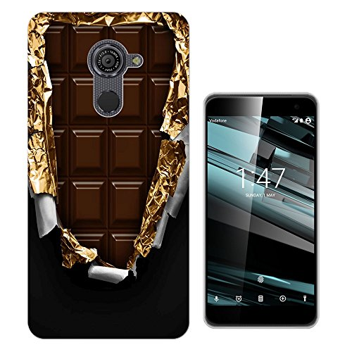 actory Slab Of Chocolate Gold Wrapper Design Vodafone Smart Platinum 7 (5.5