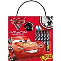 Anker CRBCA Cars 3 Bumper Carry Along Colouring Set