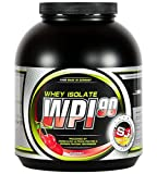S.U. WPI-90, 100% Whey Isolate, pure Vanilla, 2000g