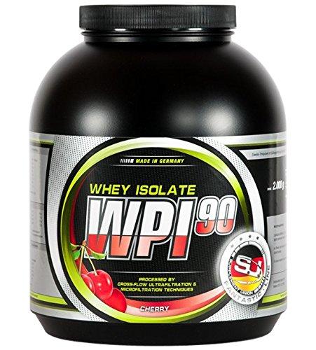 #S.U. WPI-90, 100% Whey Isolate (pure Vanilla, 2000g)#