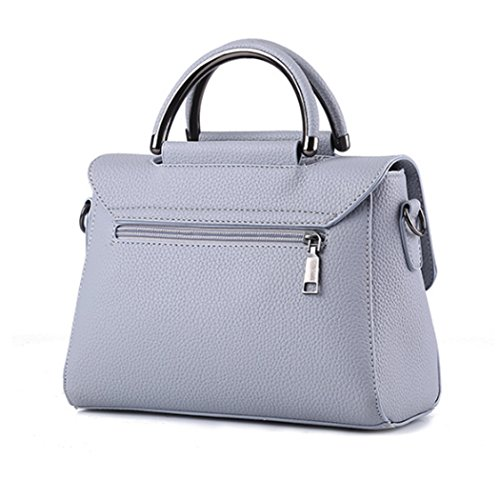 Borsa della borsa della borsa di Tote del sacchetto di spalla della nuova borsa delle donne Marrone