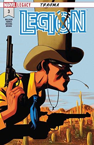 Legion (2018) #3 (of 5)