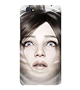 Takkloo Hollywood Actress Super model,hot Actress, Girl in Grey Eyes, Girl in Action, Horror scene) Printed Designer Back Case Cover for Vivo X5Pro :: Vivo X5 Pro