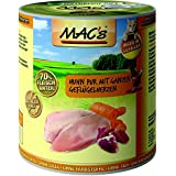 MACs Cat Huhn mit ganzen Geflügelherzen | 6x800g