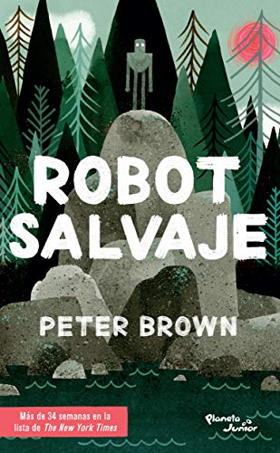 Robot Salvaje por Peter Brown