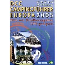 DCC-Campingführer Europa 2005