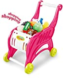 Webby Home Supermarket Shopping Trolley