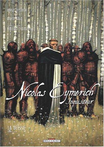 Nicolas Eymerich, inquisiteur, tome 2 : La Déesse, seconde partie