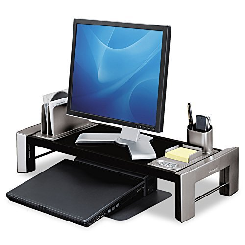 FEL-8037401-X0 - Flat Panel Workstation Shelf by Fellowes