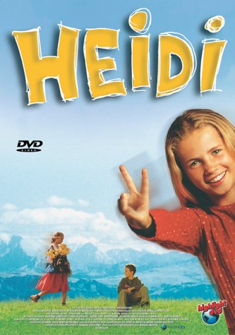 Heidi (Valentine, 2001, Dvd-film)