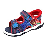 PJ MASKS Boys Sandals Kids Sport Style with Touch Fastening
