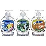 Softsoap Antibacterial Liquid Hand Soap Aquarium Edition 3 Pack 7.5oz each