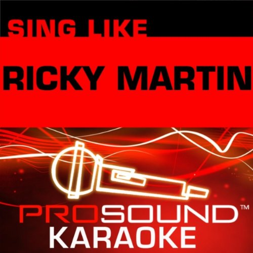 Sing-A-Long - The Songs Of Ricky Martin