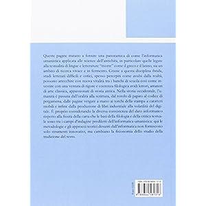 Filologia digitale. Dalla ricerca alla didattica.