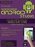 Android Studio Videocorso. Volume 4 (Italian Edition)