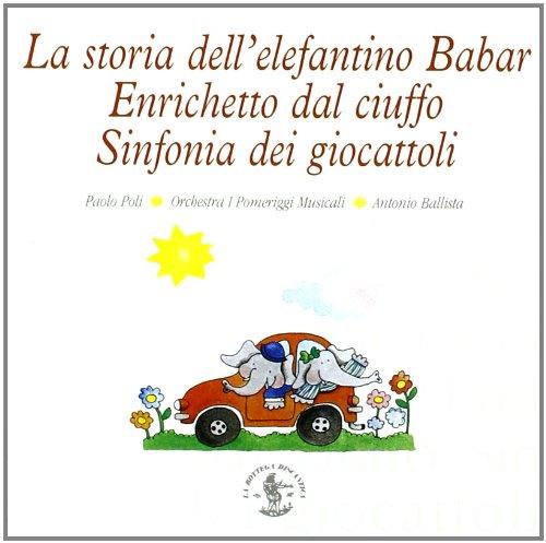Storia Dell'Elefantino Babar