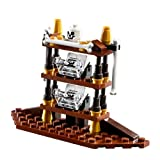 LEGO Pirates of the Caribbean 4191 - Kapitänskabine für LEGO Pirates of the Caribbean 4191 - Kapitänskabine