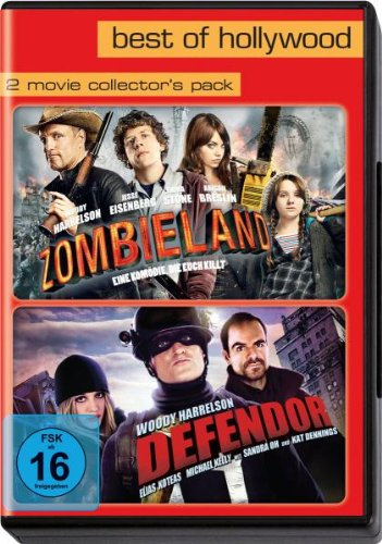 Best of Hollywood - 2 Movie Collector's Pack: Zombieland / Defendor [2 DVDs]