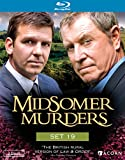 Midsomer Murders Set 19 [Blu-ray]
