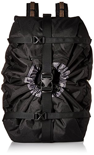 KAVU Damen Shapiro Rucksack, Jet Black, One Size