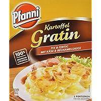 "Pfanni Kartoffelfertiggericht  Kartoffel Gratin ""Fix & Fertig"" 2 Portionen, 5er Pack (5 x 400g)"