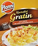 Pfanni Kartoffelfertiggericht Kartoffel Gratin'Fix & Fertig' 2 Portionen, 5er Pack (5 x 400g)