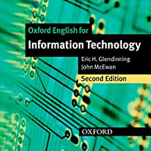 Oxford English for Information Technology, 1 Audio-CD (English for Careers)