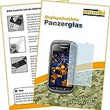 mumbi Panzerglasfolie Samsung Galaxy Xcover 2 Glasfolie Hartglas 9H