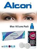 Alcon Freshlook One-Day Blue Color Conta...