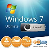 MS Microsoft Windows 7 ULTIMATE Original 1PC 64-Bit + 8GB Daten-USB-Stick