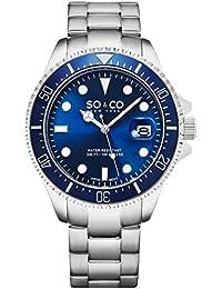 Reloj SO & CO New York para Hombre 5347.2