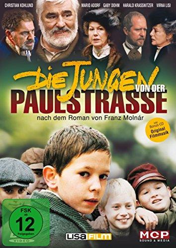 Die Jungen von der Paulstraße (+ CD) [2 DVDs]