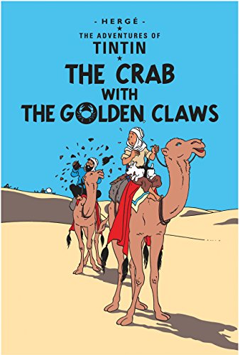 The Adventures of Tintin, Tome 9 : The Crab with the Golden Claws
